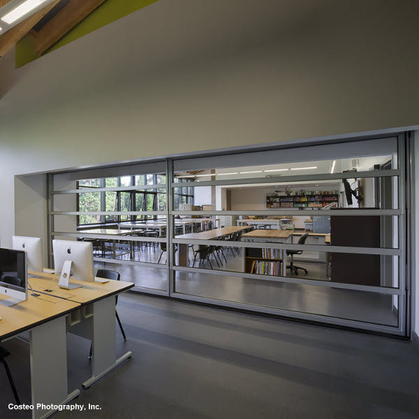 Skyfold Mirage® Vertically Folding Operable Walls