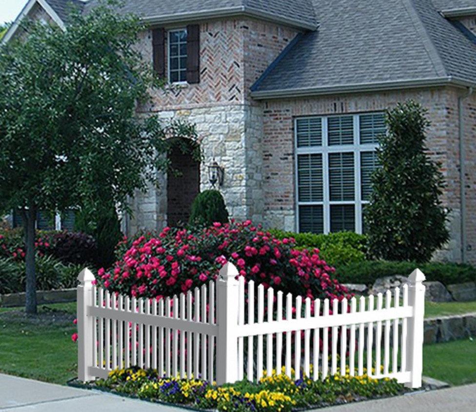 Accent Corner Fences
