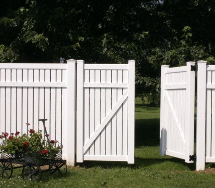 Imperial Yard Fence