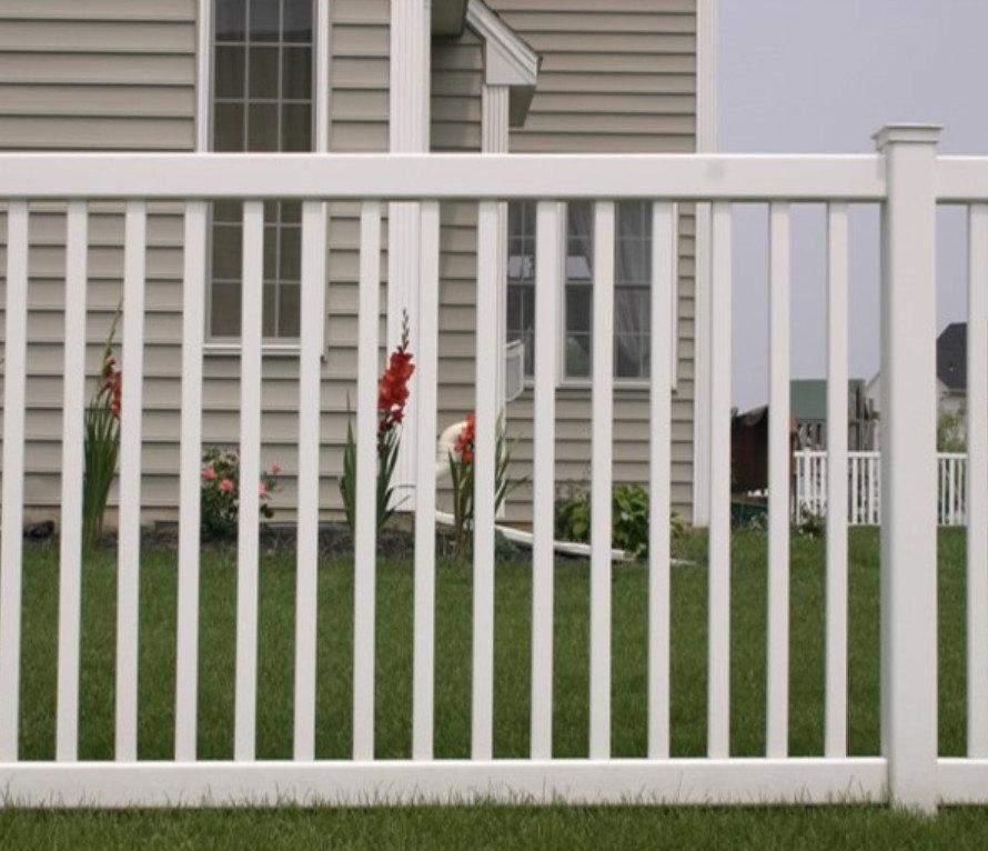 Model Yard Fence