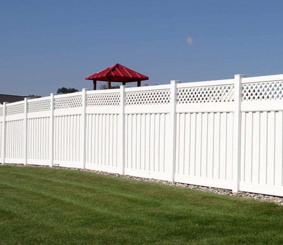 Newbury Privacy Fence