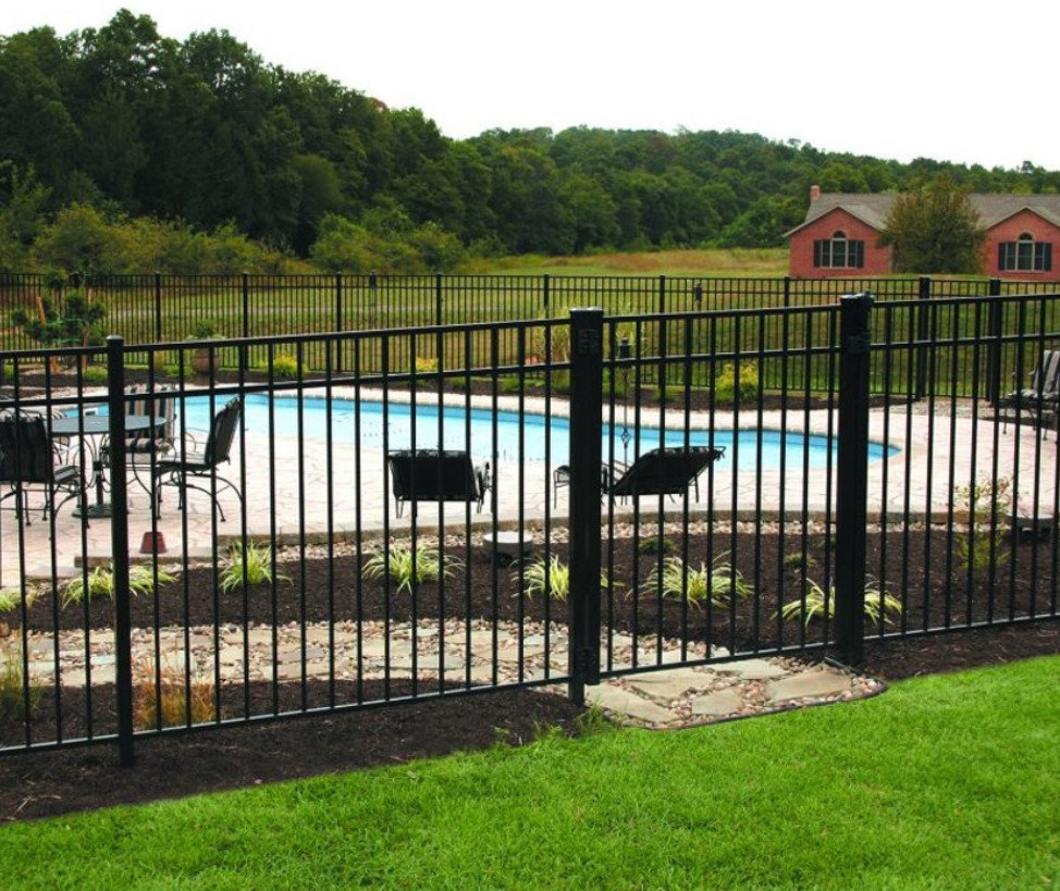 Residential Series Fence
