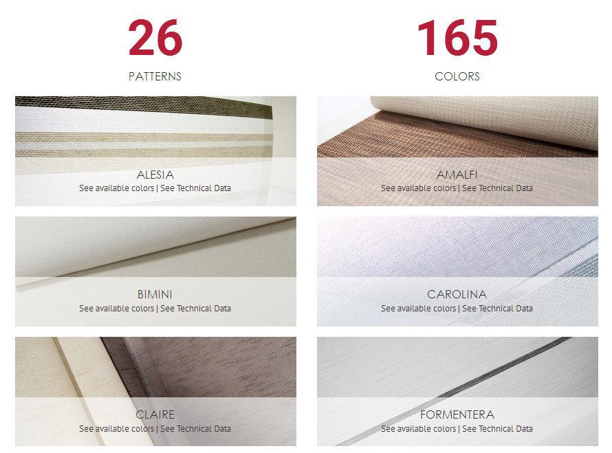 Roller Shade Fabrics