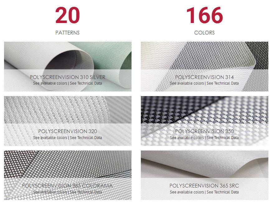 Roman Shades Fabrics