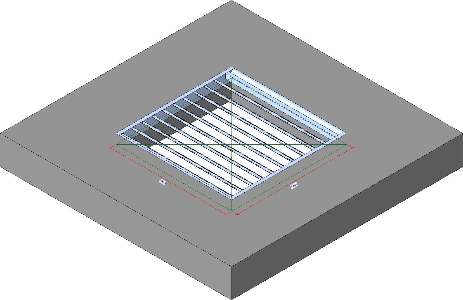 Airolite Co  (The) - BIM Objects / Families