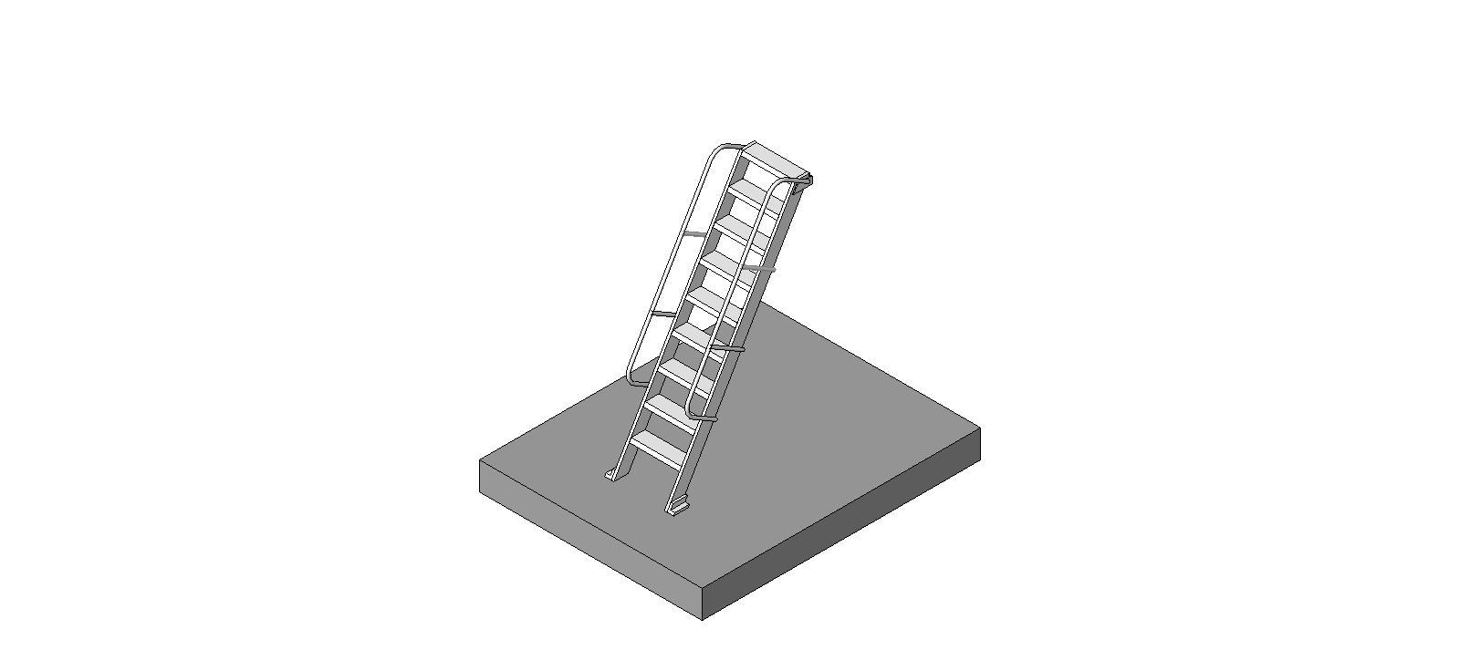 ALACO Ladder Co  - BIM Objects / Families
