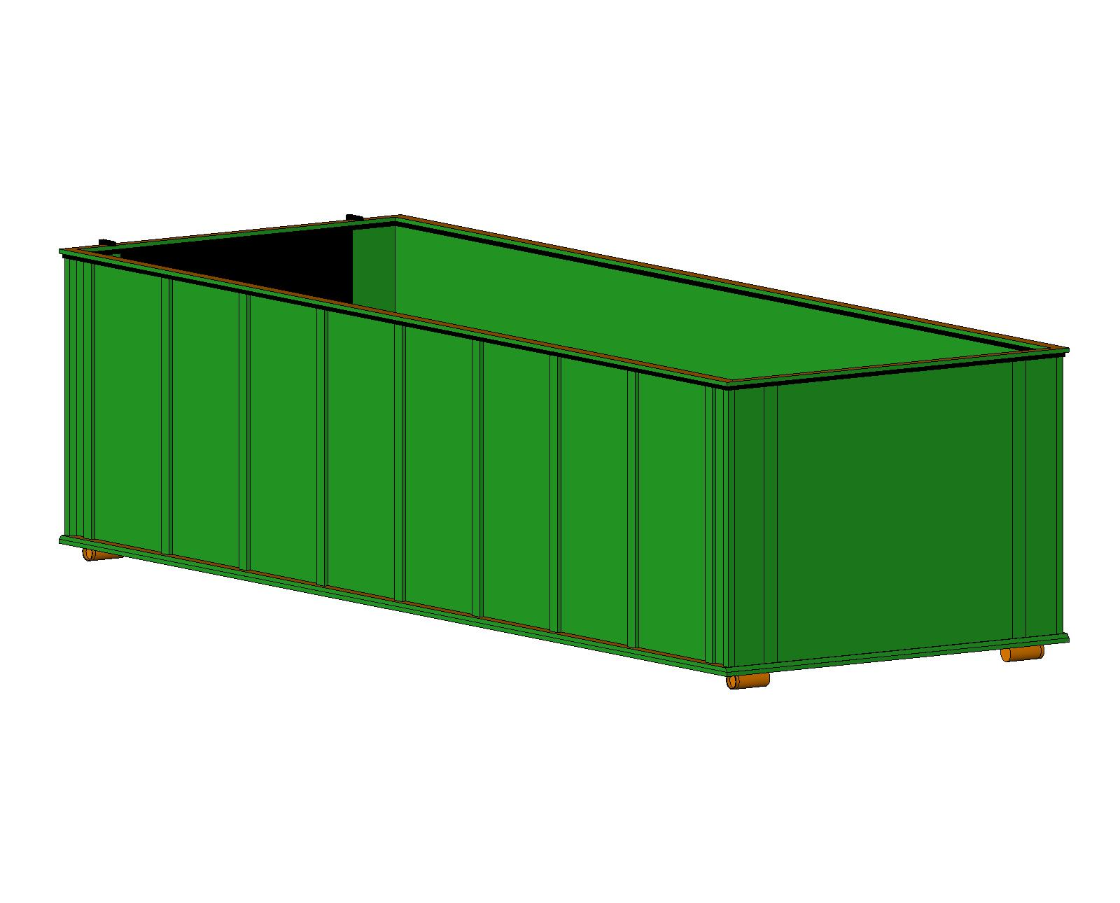 Generic Cleaning And Waste Management Bim Objects Families