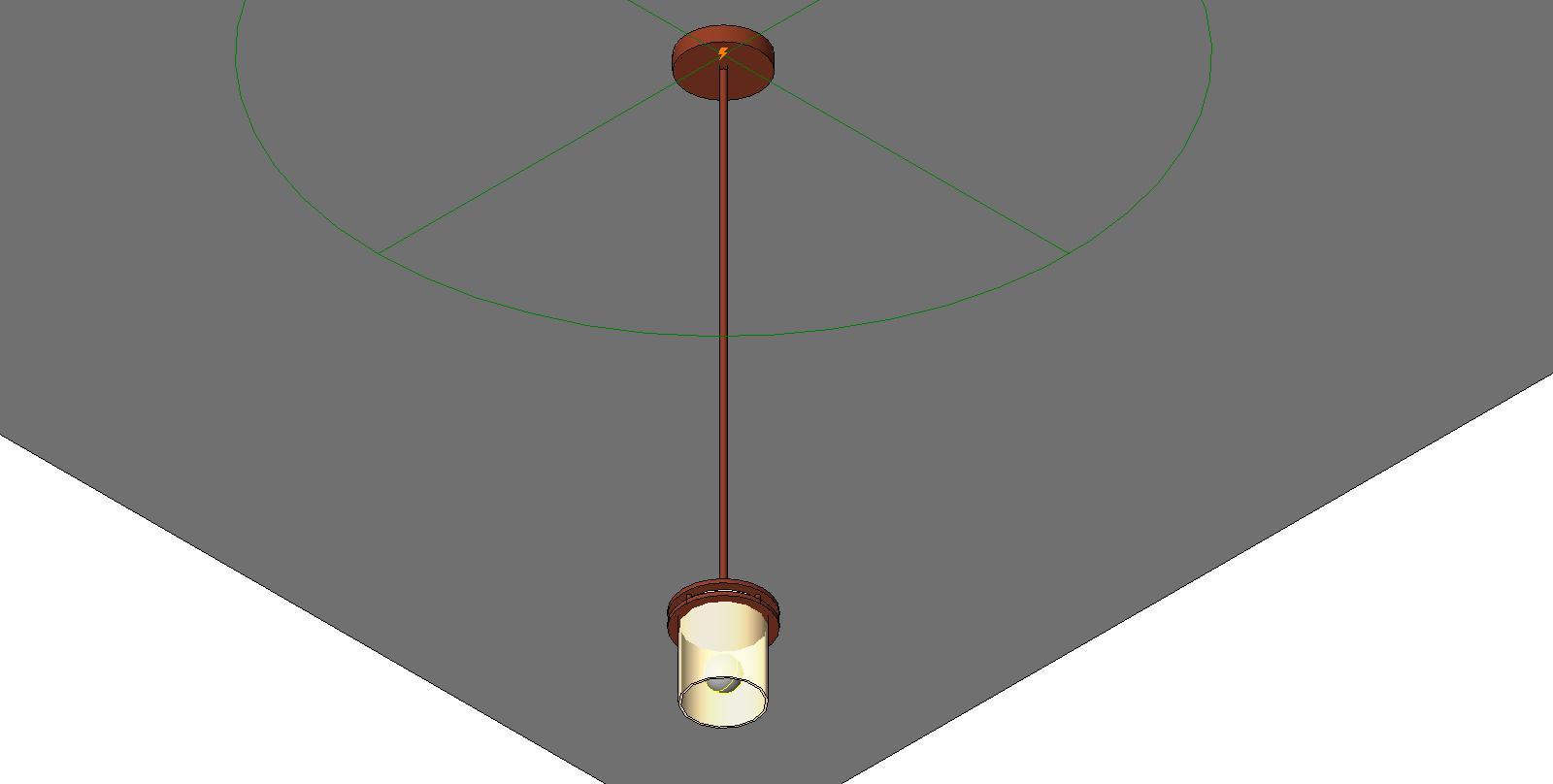 Generic interior lighting bim objects families generic bim content arubaitofo Choice Image
