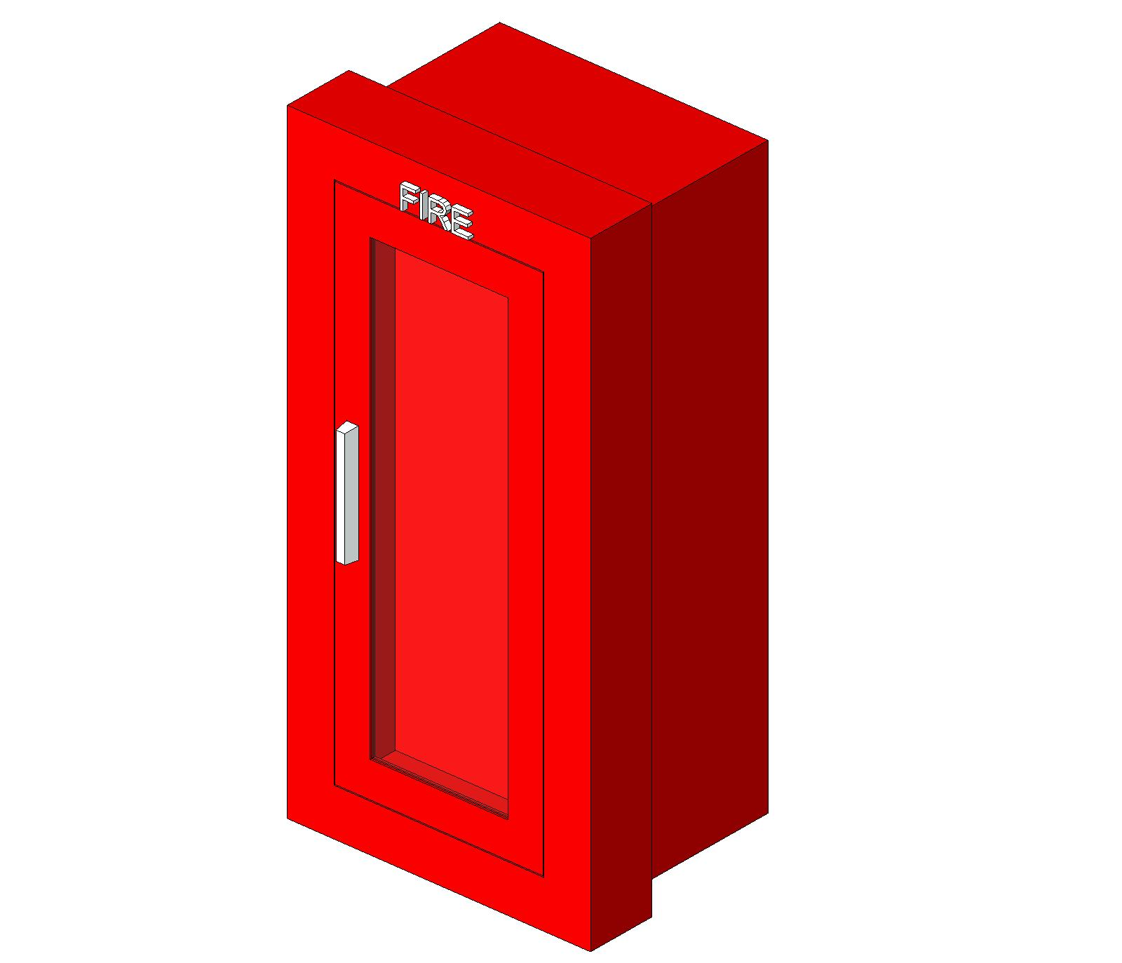 Generic Fire Protection Specialties BIM Objects Families