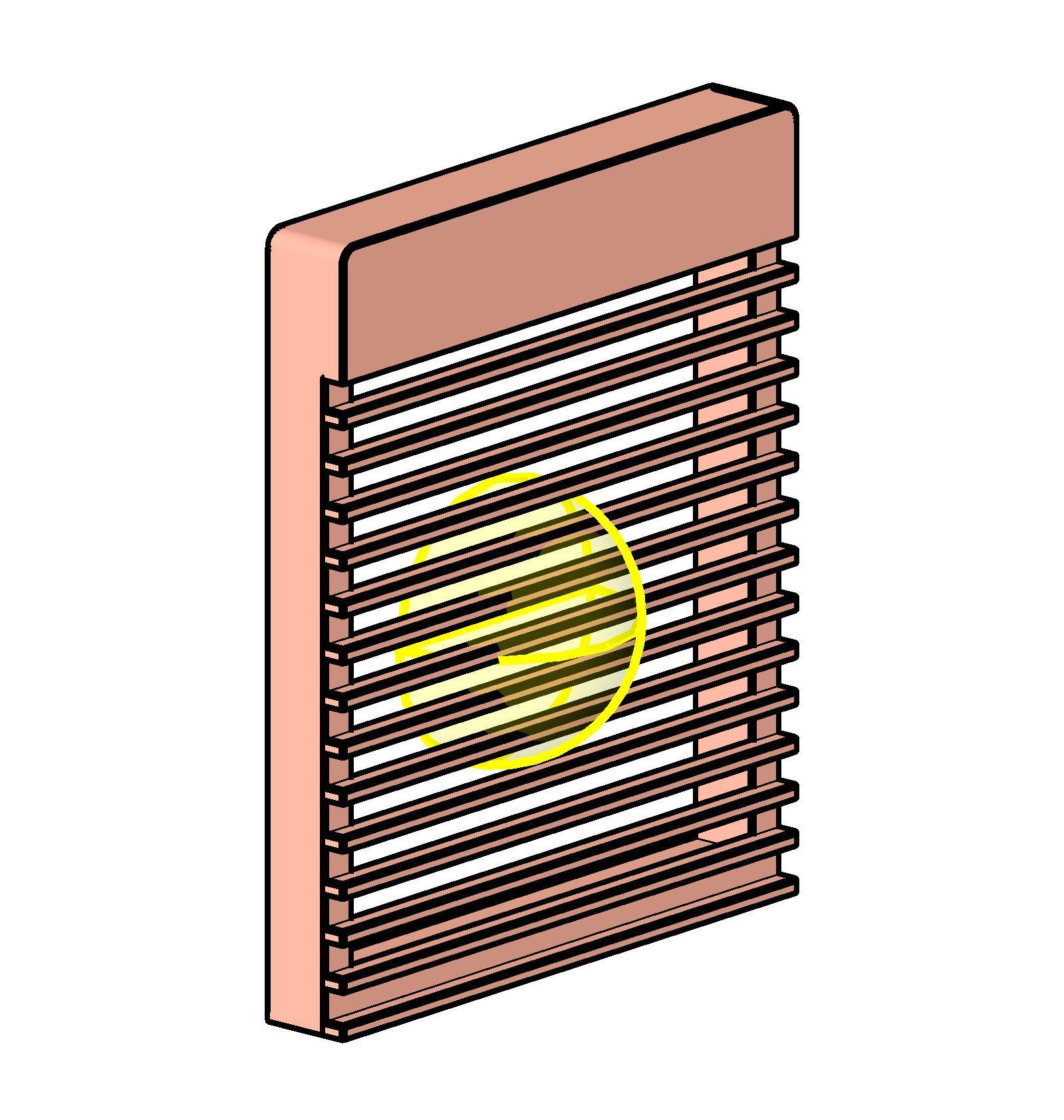 Outdoor Lights Revit: BIM Objects / Families