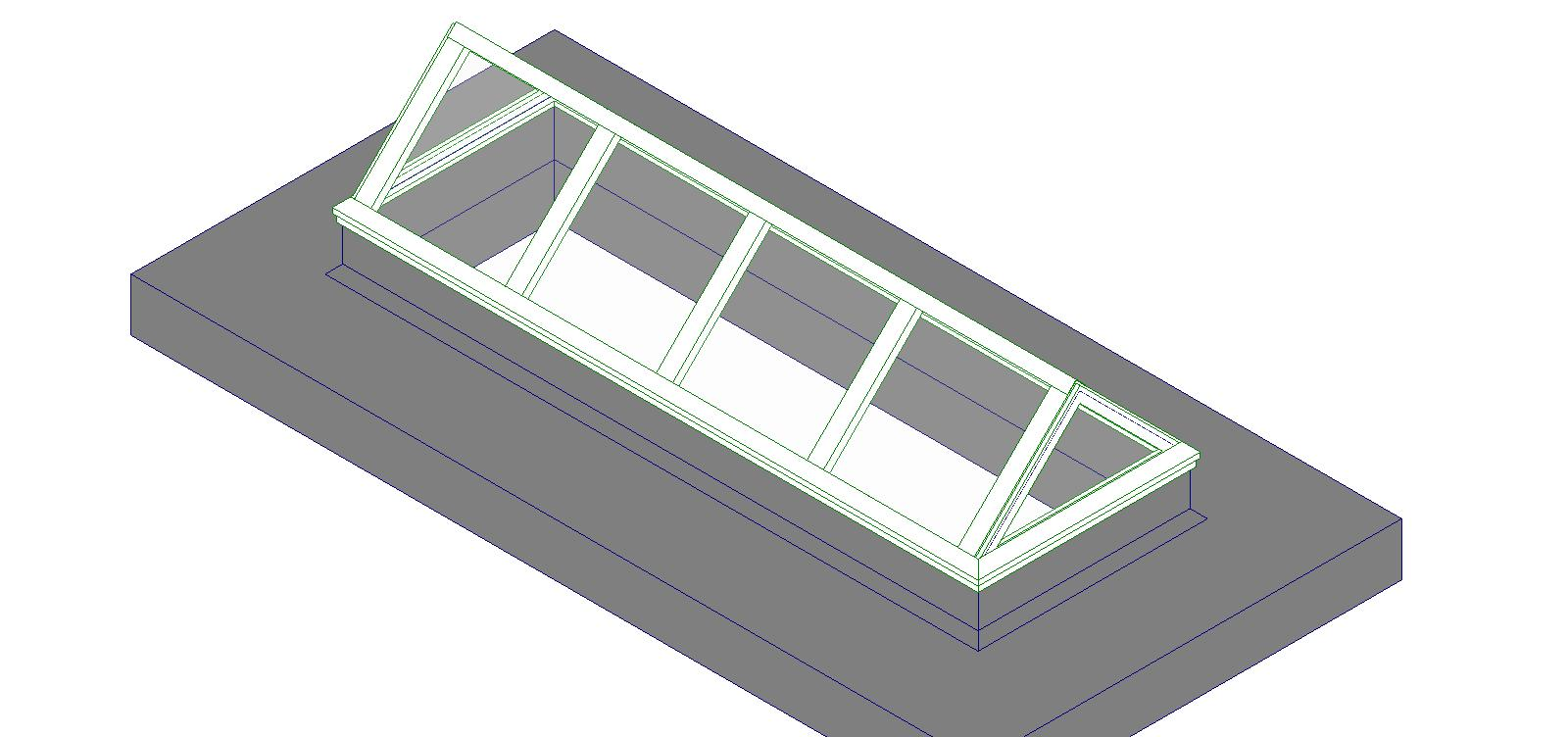 Artistic skylight domes ltd roof windows and skylights for Architectural skylight