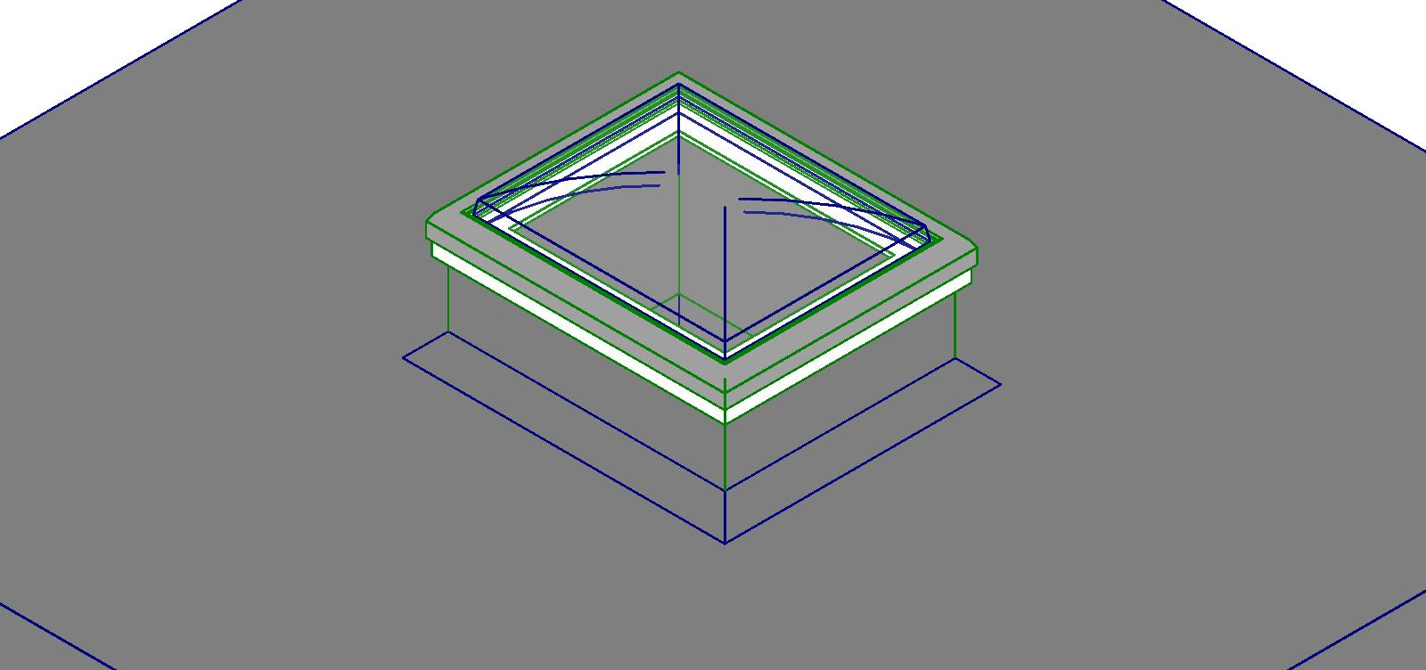 Downloads for Artistic Skylight Domes Ltd , Bim files (ref
