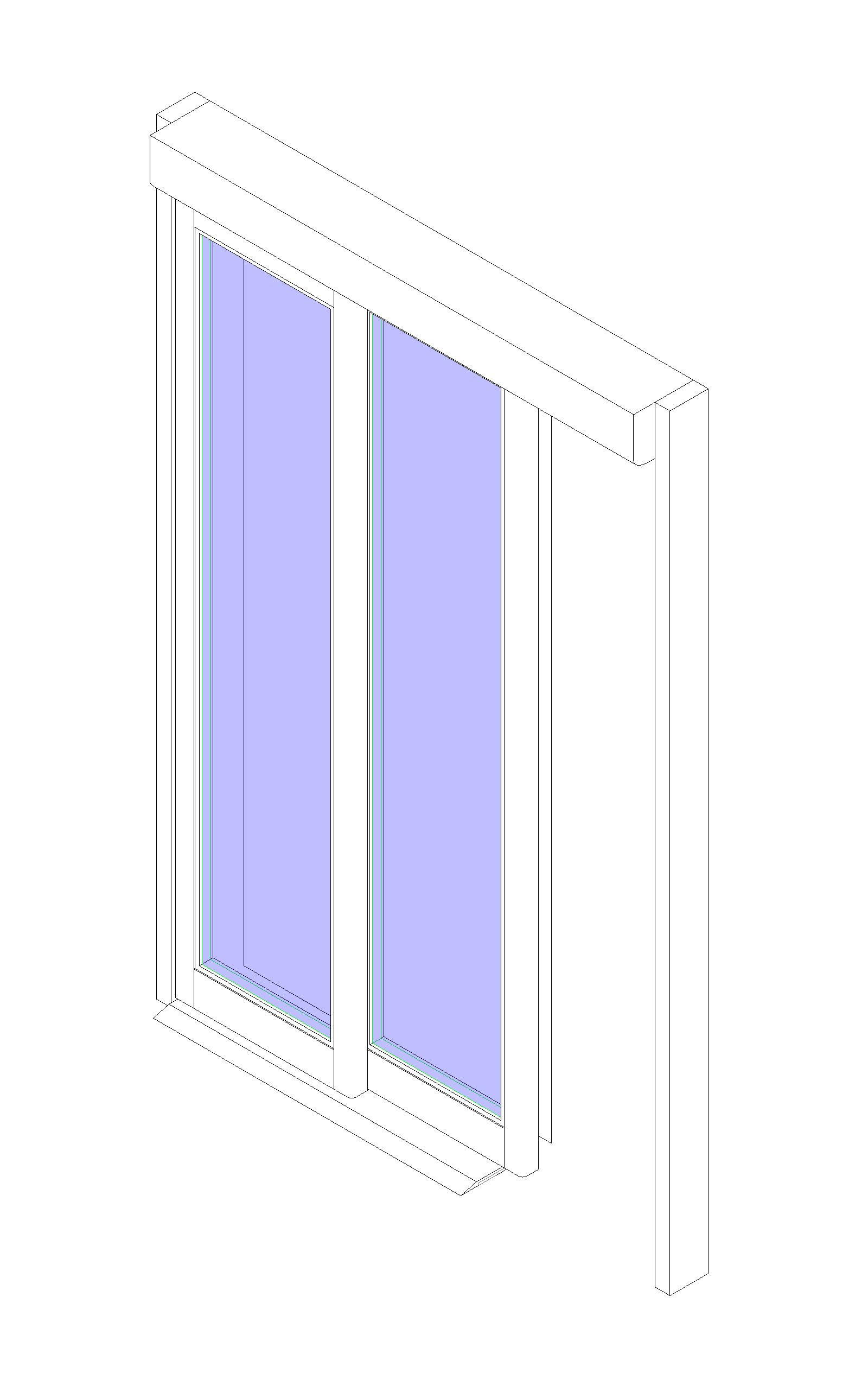 2554 #2828A3 Doors And Hardware: Doors: Sliding: UniSlide: SS Surface Telescopic  wallpaper Telescopic Sliding Doors 3651600