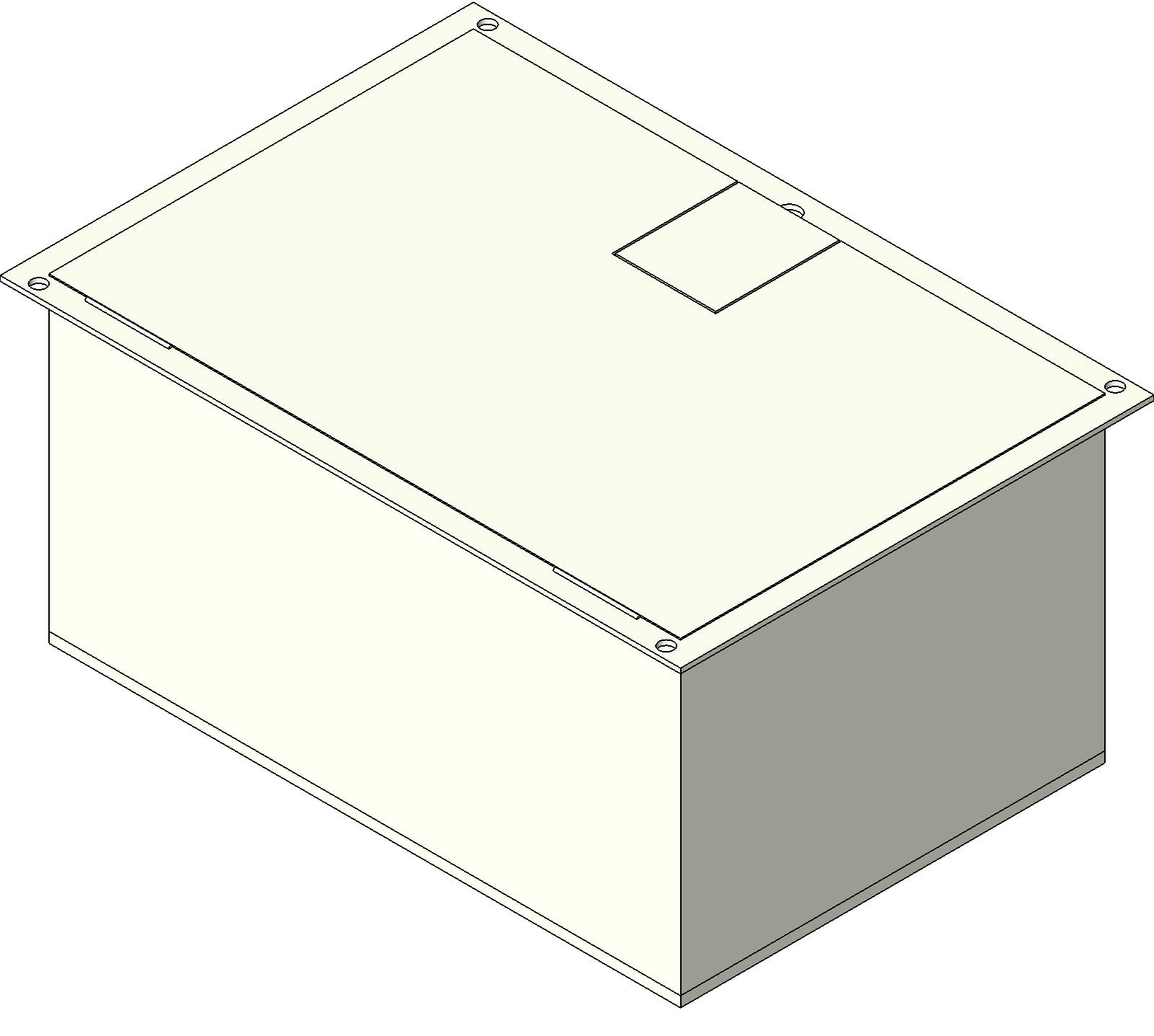 how to draw a box in revit