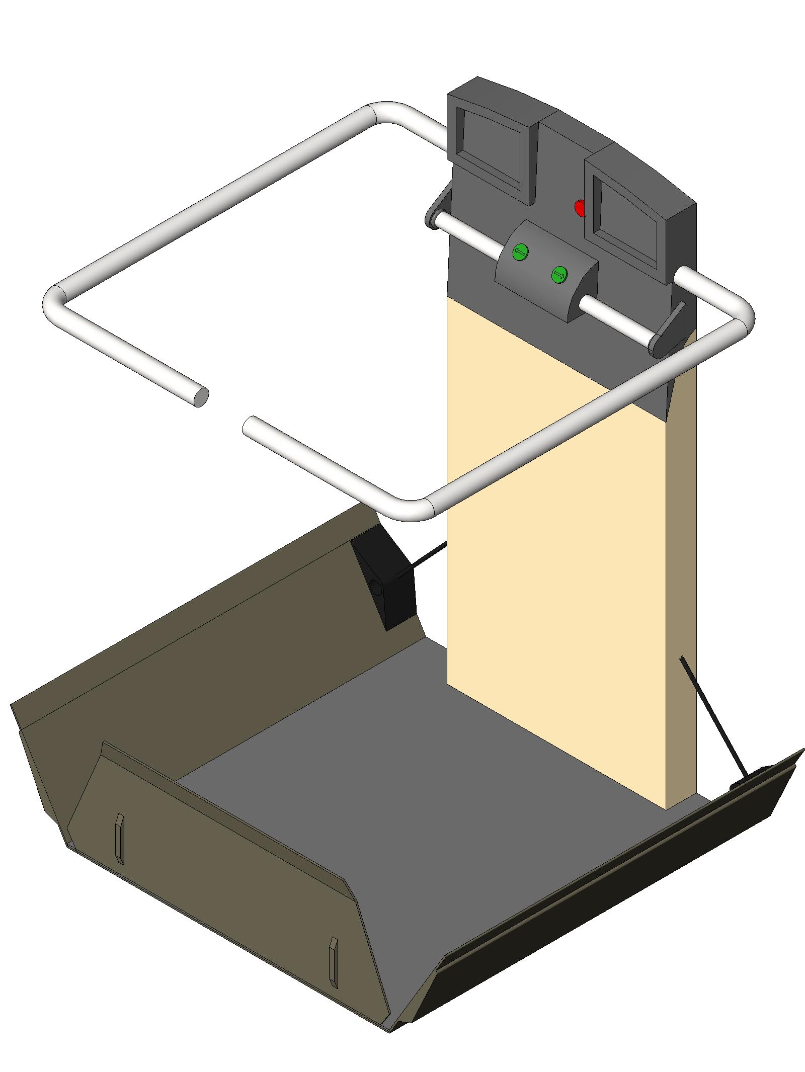 Garaventa Lift Wheelchair Lifts BIM Objects Families