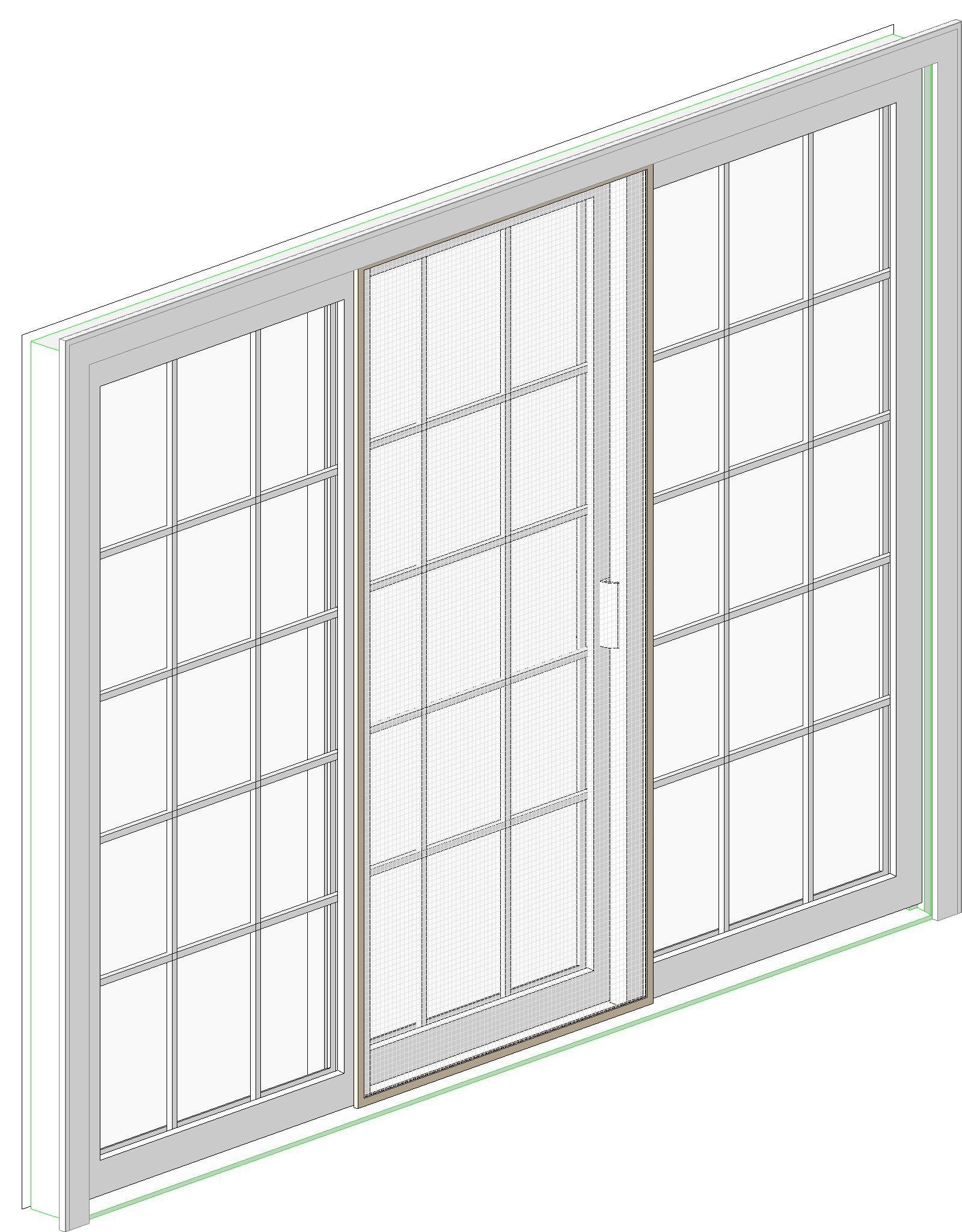 Harvey building products plastic windows bim objects for Vinyl windows and doors