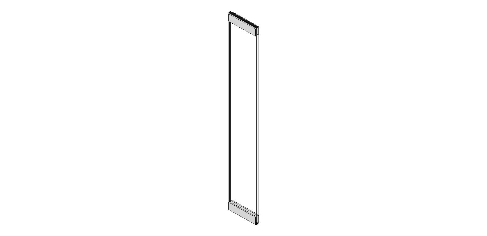 Structural Glass Panel Dimensions : Inkan ltd curtain wall and glazed assemblies bim objects