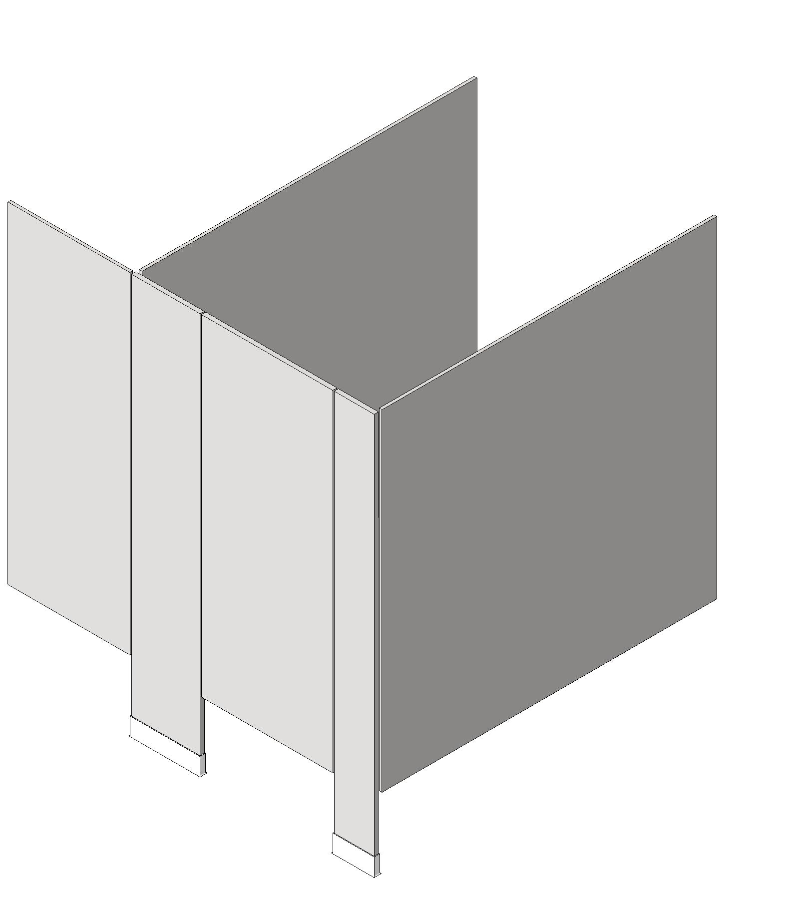 bathroom toilet partitions partition floor mount stainless steel