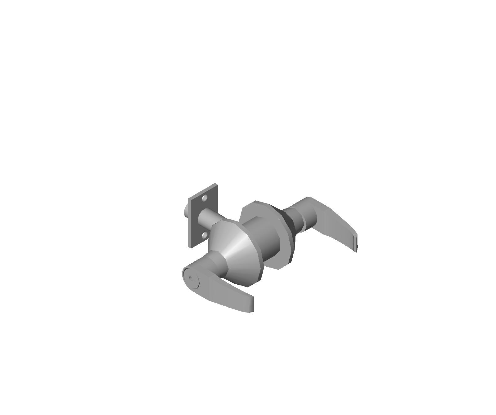 Doors and Hardware Door Hardware Locksets - Cylindrical Grade2 - PDQ - GP Series - MIA (PDQ Mfg.)  sc 1 st  Arcat & BIM Objects / Families