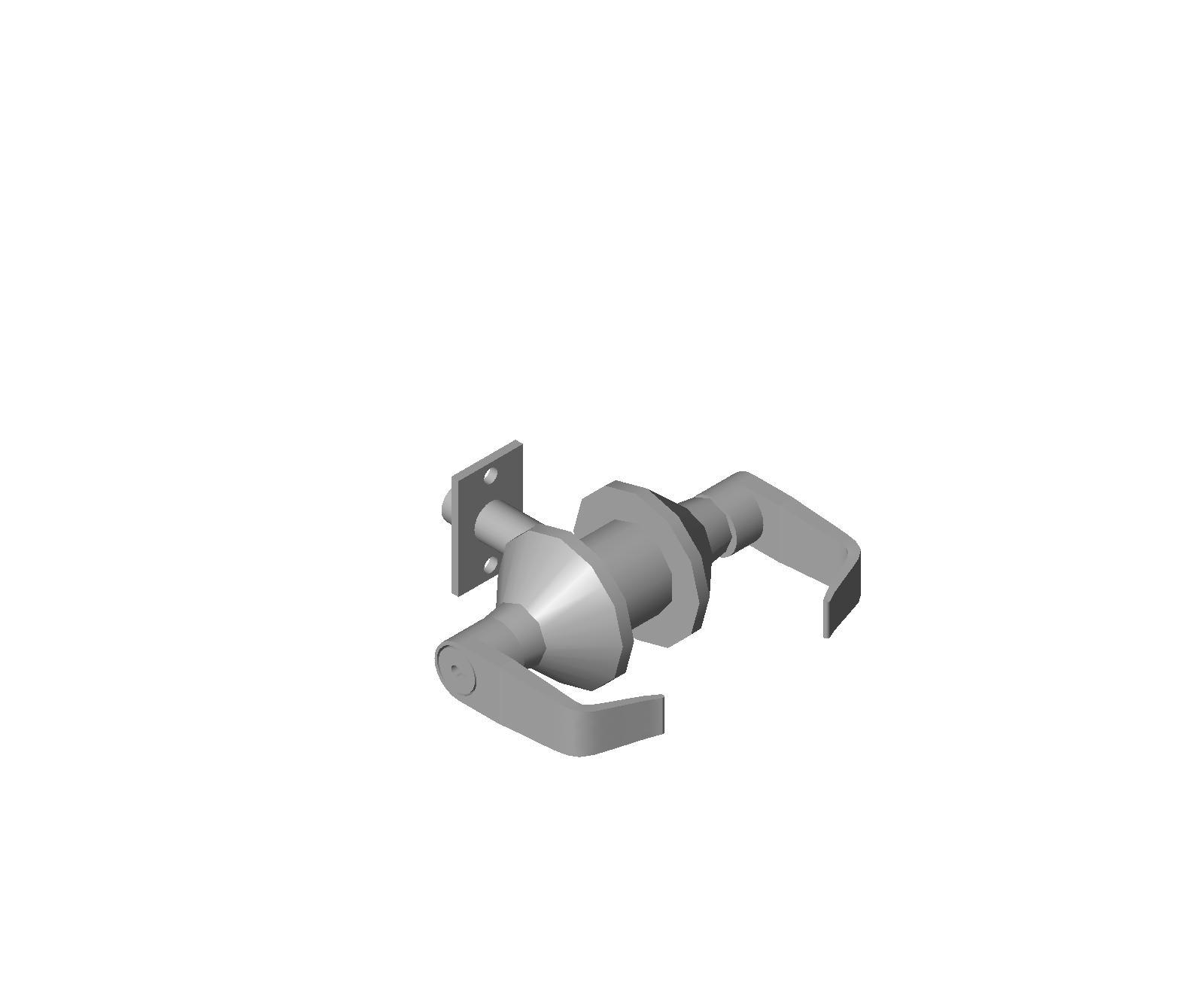 Doors and Hardware Door Hardware Locksets - Cylindrical Grade2 - PDQ - GP Series - PHL (PDQ Mfg.)  sc 1 st  Arcat & BIM Objects / Families pezcame.com
