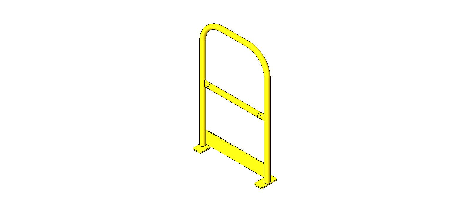 Safety Rail Company - BIM Objects / Families