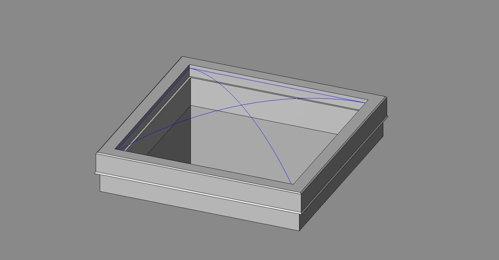 Velux america llc unit skylights bim objects families for Architectural skylights
