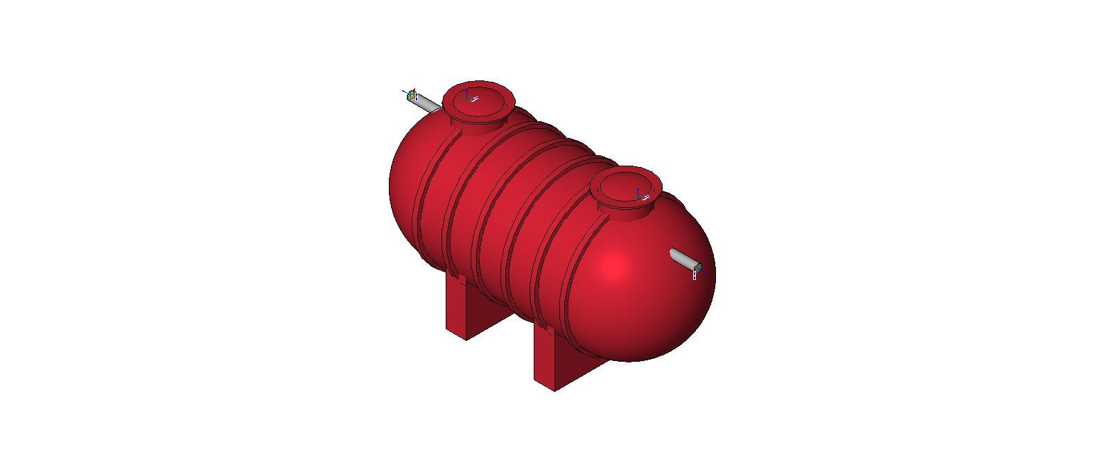 Water Utility Storage Tanks - Utilities - Free BIM Objects