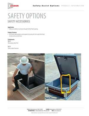 Safety Options