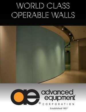 World Class Operable Walls