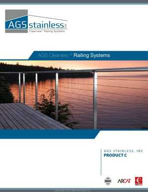 <!-- 010 -->Clearview Railing Systems