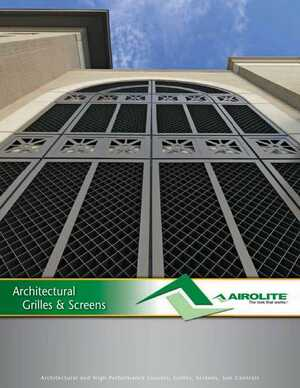 <!-- 016 -->Architectural Grilles & Screens
