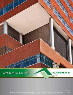 <!-- 012 -->Architectural Louvers