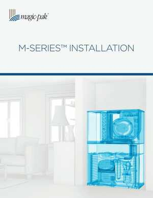 <!-- 012 -->M-Series Installation