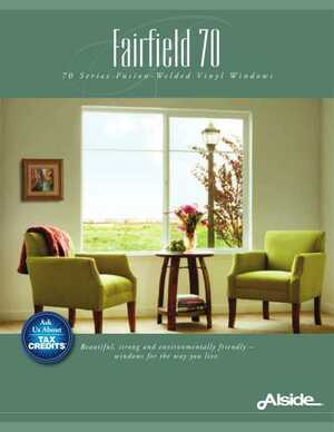Fairfield 70 Vinyl Windows