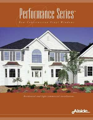 Performance Series Vinyl Windows