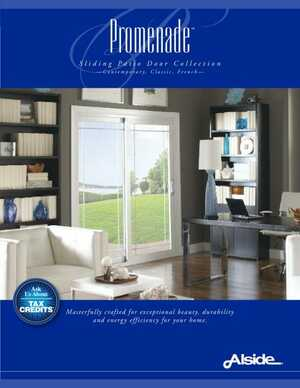 Promenade Sliding Patio Door