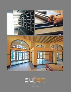 Fire Rated Aluminum Window and Door Systems