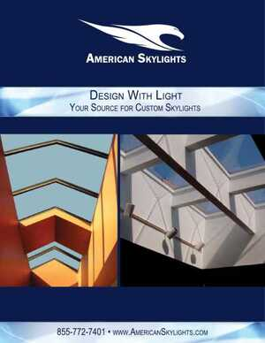 <!-- 010 -->Design With Light - Your Source for Custom Skylights