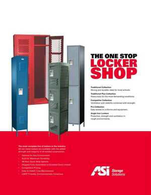 <!-- 012 -->One Stop Locker Shop