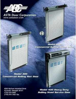 Coiling Doors and Grilles e-Catalog