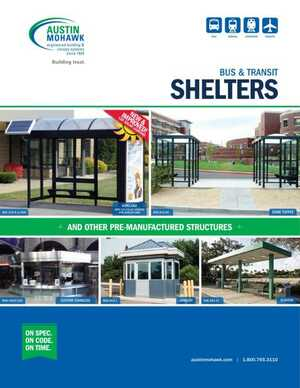 <!-- 012 -->Bus & Transit Shelters Brochure