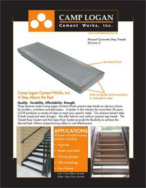 Metal Stair Treads and Nosings