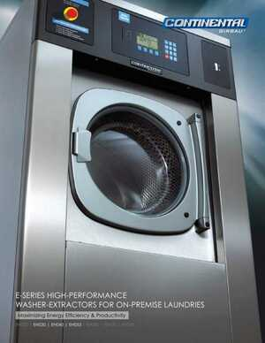 <!-- 010 -->E-Series Washers