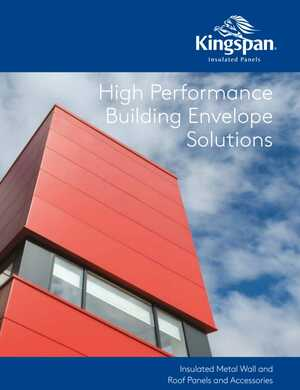 Kingspan Blue Book