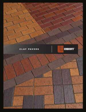 <!-- 030 -->Clay Pavers