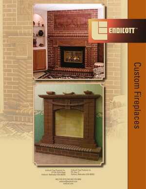 <!-- 038 -->Fireplaces
