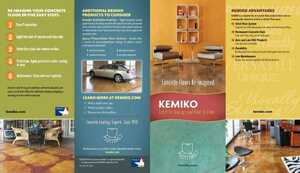 Retail Products Brochure