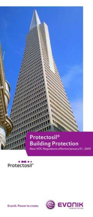 <!-- 010 -->Protectosil - New VOC Regulations