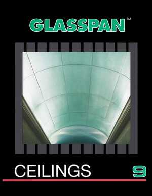 <!-- 016 -->GLASSPAN Ceilings
