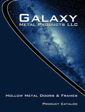 Hollow Metal Doors & Frames Product Catalog